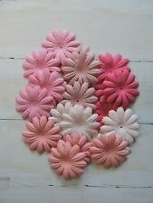 Paper Flowers - Large Pinks