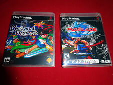 EMPTY CASES! Beyond the Beyond + BeyBlade Playstation 1 PS1 PS3