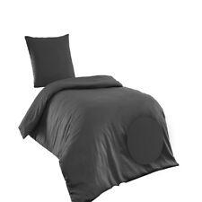 Bettwäsche 155x220 Grau Günstig Kaufen Ebay