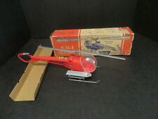 1950's Saunders Swadar Bell Aircraft H-13-E Helicopter Model Kit 1:40