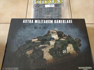 ASTRA MILITARUM BANEBLADE + Kit Accessoires ! Warhammer 40K - Gamesworkshop