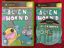 ALIEN OMINIDE-Xbox originale ~ Microsoft PAL ~ 12+ ARCADE/sparatutto
