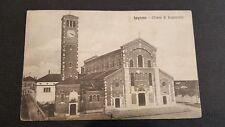 Cartolina LEGNANO Chiesa Legnanello, Milano, non  viaggiata