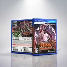 Trillion: God of Destruction - Replacement PlayStation Vita Cover&Case.NO GAME