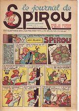 Spirou 7  fevrier 1942  TTBE
