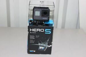 GoPro Hero5 HD Black Edition Action Camera - NEW