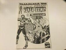 AMAZING SPIDER-MAN #129 Finland Variant - 1st Punisher