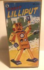 Lilliput Metal Toy Robot