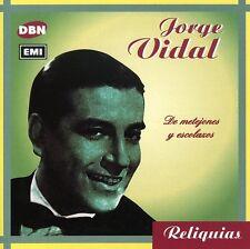 Jorge Vidal - De Metejones y Escolazos [New CD] Argentina - Import