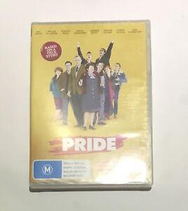 Pride - DVD - Region 4 - New/Sealed