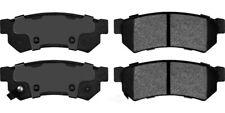 Disc Brake Pad Set-Ceramic Pads Rear Autopartsource fits 2014 Chevrolet Spark EV