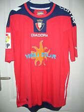 Maillot foot camiseta shirt jersey Osasuna Pampelune Pamplona