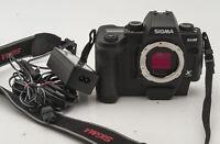 Sigma SD10 SD 10 SD-10 DSLR Kamera Spiegelreflexkamera Body Gehäuse