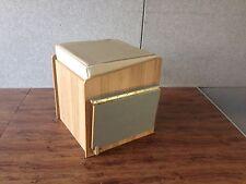 VW T2 Bay Camper Van Interior Muebles Asiento de almacenamiento de información Buddy