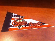 Baltimore Orioles FELT BASEBALL PENNANT! FREE SHIPPING!
