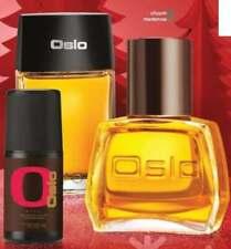 3pc Set Avon OSLO Splash Cologne for Men 168ml + Spray Cologne 75ml + Deodorant
