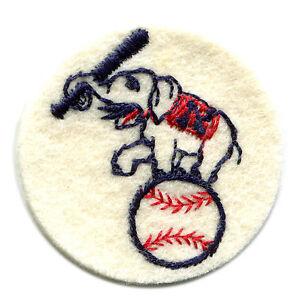 "1960'S KANSAS CITY ATHLETICS A'S MLB BASEBALL VINTAGE 2"" TEAM LOGO PATCH"