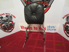 Harley Davidson  Sissy Bar With Side Brackets and Pad