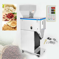 10~999g Powder Filling Machine Weighing Filling Racking Packing Grain Coffee