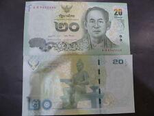 Billet banque THAILANDE THAILAND 20 BATH neuf unc new