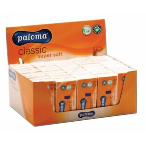 Tissues Facial Pocket Embossed 3 Ply Soft Strong White