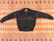 Vintage 70s Adidas Track Jacket firebird Logo Made Xl Large keyrolan vtg