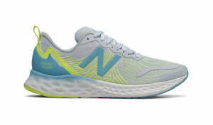 Women's New Balance Fresh Foam Tempo Running Shoe Grey/Blue, *(US) Sizes 6-11*