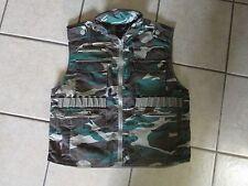 Rothco Camo Ranger Jacket Military Vest - Medium - NWT    (G 42)