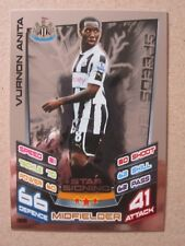 Match Attax 2012/13- Star Signing card - Vurnon Anita of Newcastle United