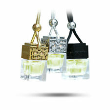 Car Fragrance Hanging Air Freshener Oil Diffuser Perfume Scent - EMPTY BOTTLE
