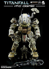 Titanfall IMC Ogre Model Special 20 Inch Figure by Threezero Free Shipping New