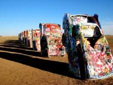 Cadillac Ranch Poster 24in x 36in
