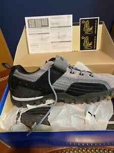 SHIMANO SH-MT40 Mountain Touring Cycling Shoes Black/Gray Size US 10.5 EU 45