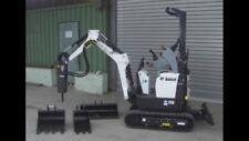 Micro mini digger hire, Bolton, Tameside & Manchester, NO VAT