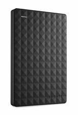 Seagate Expansion 4TB USB 3.0 Portable External Hard Drive - Black (STEA4000400)