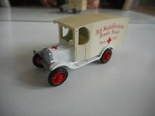 """Efsi T-Ford 1919 """"Het Nederlandse Roode Kruis"""" in White"""