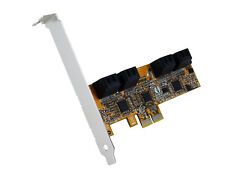 Exsys EX-3509 PCI Express Card with 8 Internal SATA3 Connectors,incl. LP Hanger