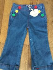 B by Jools Button Flared Jeans Trousers 12-18 Months 884963