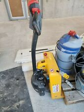 More details for used electric pallet truck