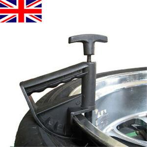 Tire Changer Bead Clamp Drop Center Tool Universal Rim Pry Wheel Changing Helper