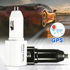 Localizador GPS GSM Tracker Rastreador Cargador Coche Vehículo Seguridad 2 Color