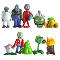 Plants Vs Zombies WinterMelon 16 PCS Action Figure Cake Topper Gift Doll Toys US