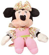 Minnie Mouse Soft Toy - Patchwork Rag Doll - Disney Posh Paws