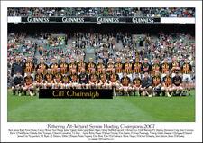 Kilkenny All-Ireland Senior Hurling Campeones 2007: GAA impresión