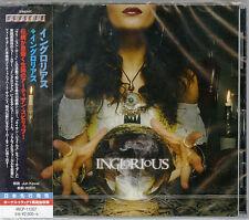 INGLORIOUS-S/T-JAPAN CD BONUS TRACK F83
