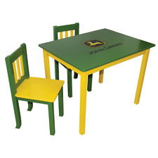 TOMY John Deere Children's Table and Chairs Set LP53479