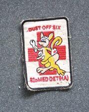 Vietnam War Patch US 82nd Medical Detachment Helicopter Ambulance DUSTOFF SIX