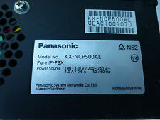 Panasonic KX-NCP500 hybrid pabx system