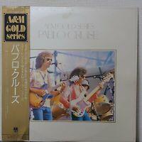 PABLO CRUISE A&M GOLD SERIES A&M C28Y3063 Japan PROMO OBI VINYL LP