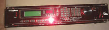 Digitech Gsp-2101 Chilli Pepper Red Studio Tube Preamp/Multi Fx Guitar Processor
